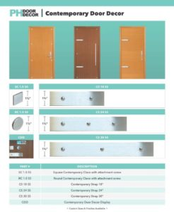 Door Decor brochure 2