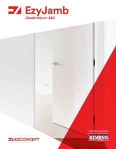 Brochure EZY Jamb Classic Adjust - EZC