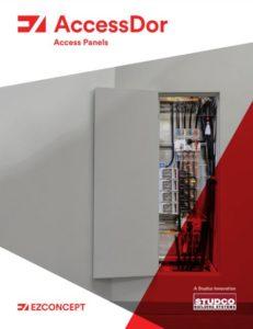 EZ Concept AccessDor brochure